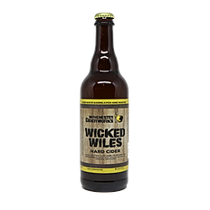 Wicked Wiles: Rye