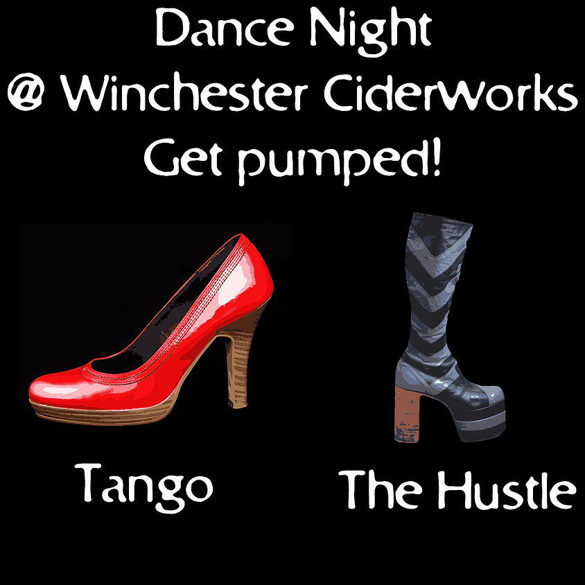 Dance Lessons - Tango and Hustle