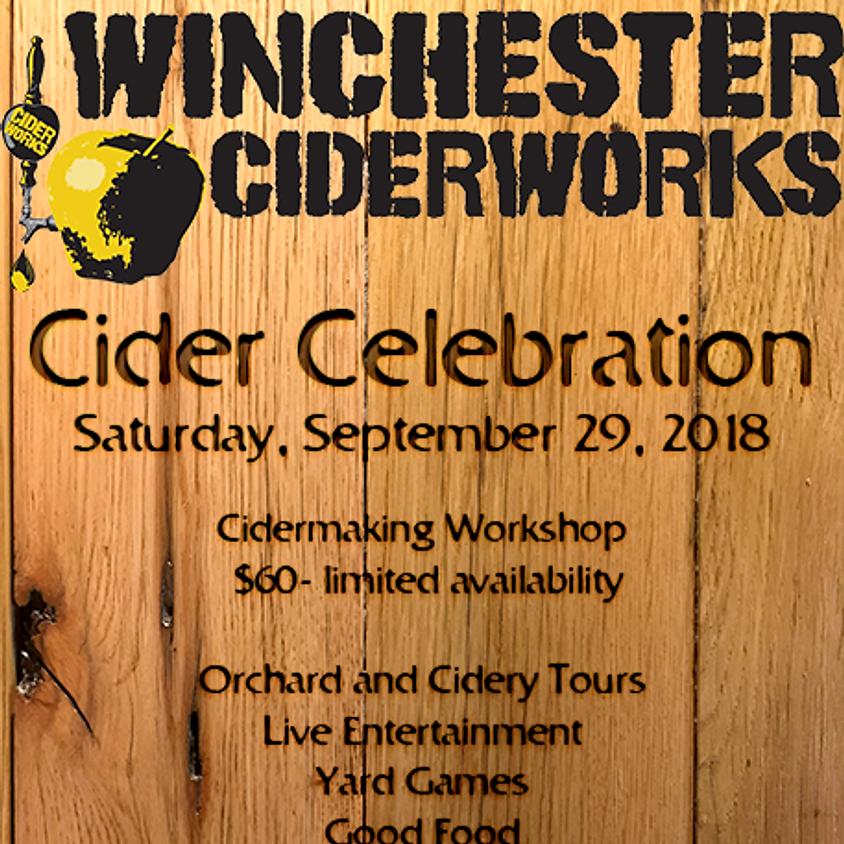 Cider Celebration at Winchester Ciderworks