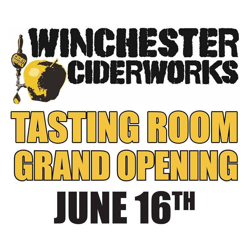 Tasting Room Grand Opening