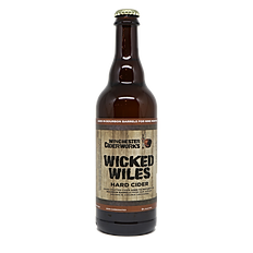 Wicked Wiles: Bourbon