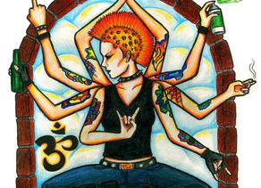 """""""Anti-Plenitude"""": Um ensaio (somente) aos Livres-Pensadores do Yoga"""