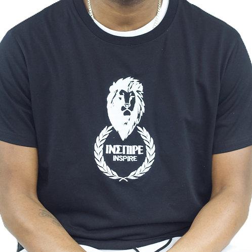 ΙΝΣΠΙΡΕ Black T-shirt