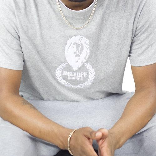 ΙΝΣΠΙΡΕ Grey T-shirt