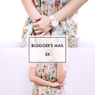 Blogger's Mail