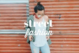 Today's pick : Street Fashion