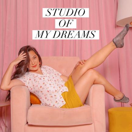 Studio of my Dreams
