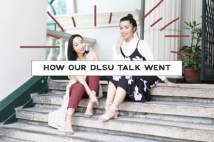 DLSU Blogger Talk