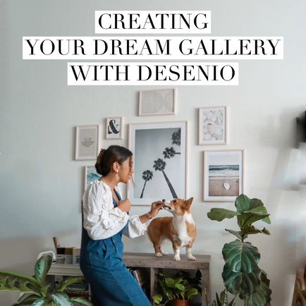 Creating your dream gallery with DESENIO