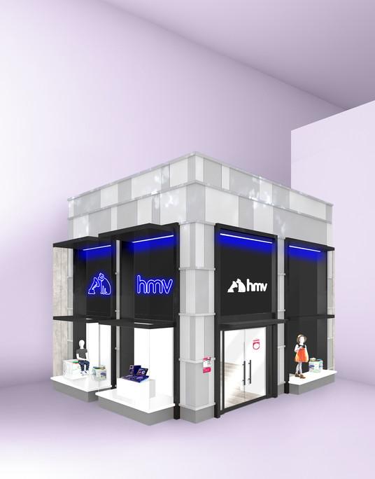 HMV Concept Shop