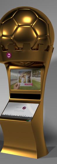 Trophy Digital Kiosk Concept