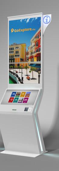 Standard Digital Kiosk