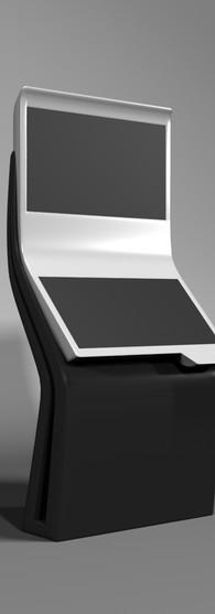 Digital Kiosk Concept