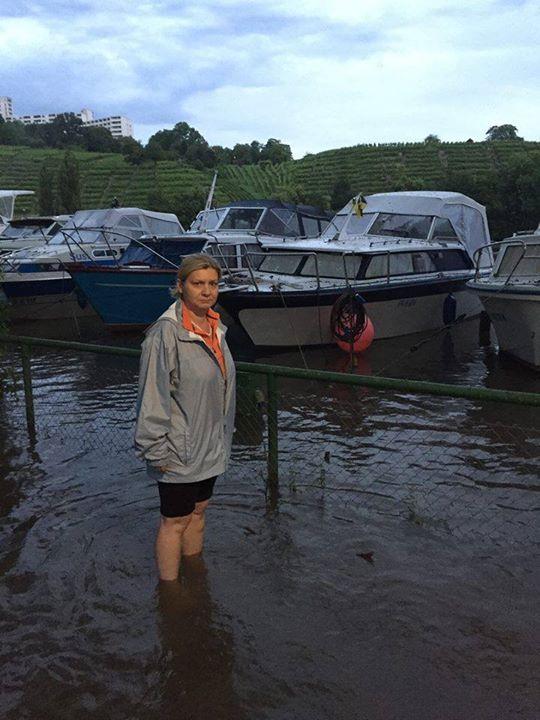 Hochwasser Juni 2016