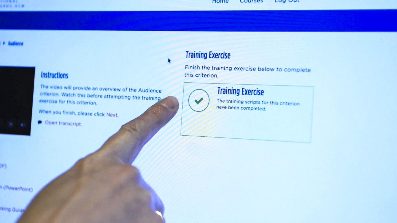 BOSTES Naplan Online Marking