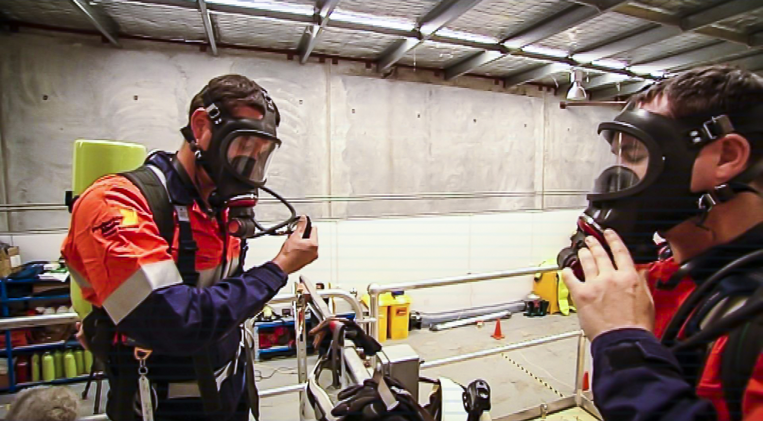 Confined Space Training Video