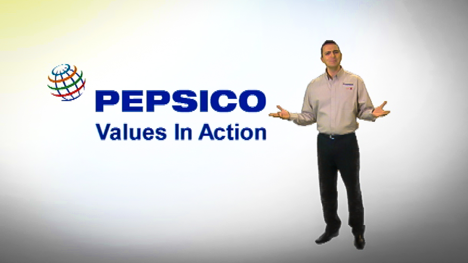 Pepsico Induction Video