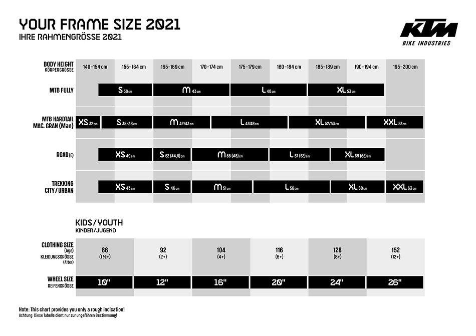 KTM_2021_Rahmengrössen_Tabelle