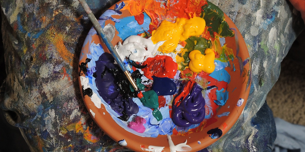 Art and creativity for wellbeing - FREE EVENT