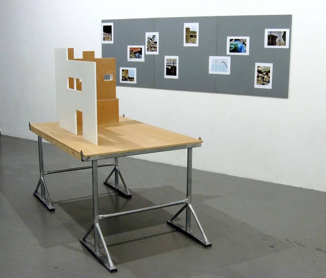 Reconstruction [Rafah, 2004]  (2007)