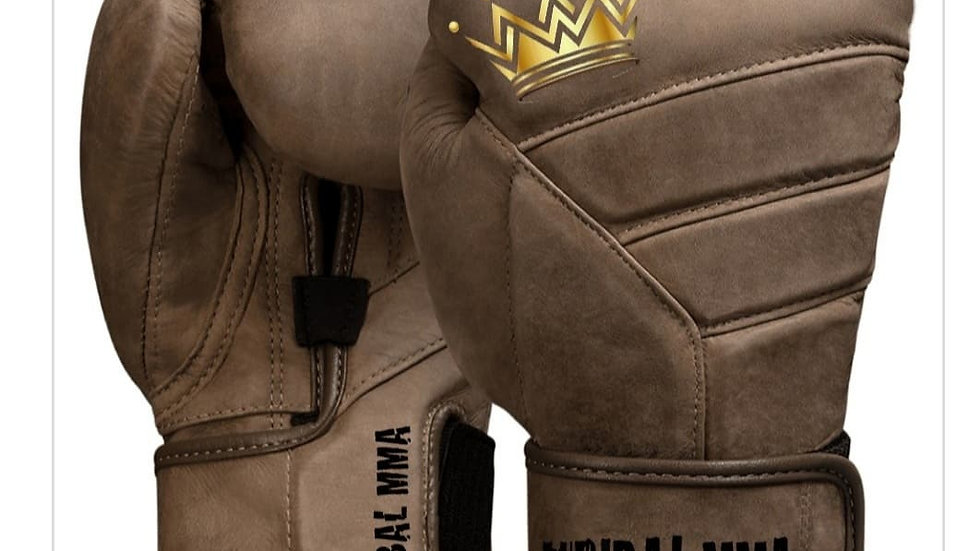 Tribal Leather 16oz Boxing gloves