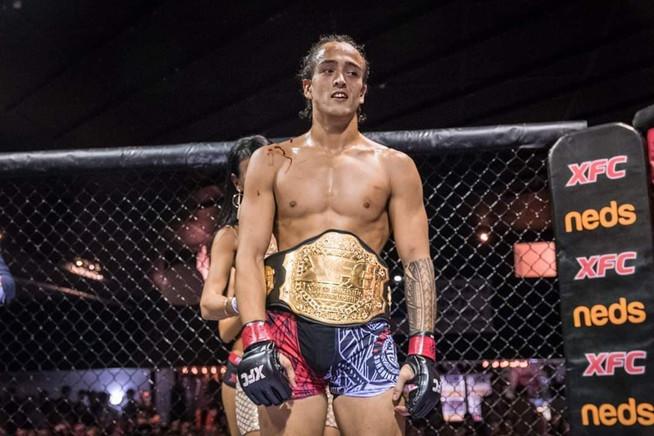 Connor The Highlander Birch 2 x XFC Lightweight AM Champ, Featherweight XFC AM Champ