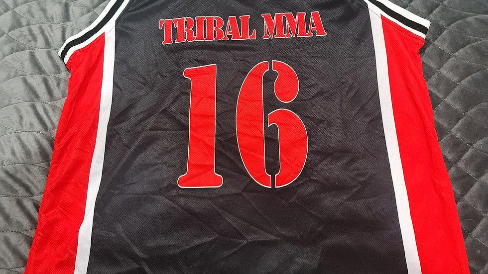 Tribal basketball jersey