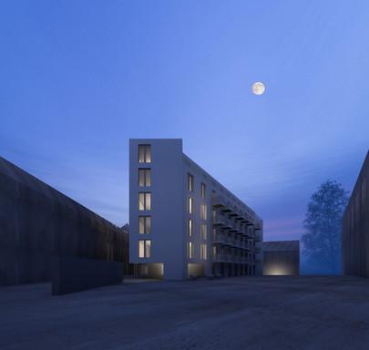 Studentenwohnheim in Nürnberg