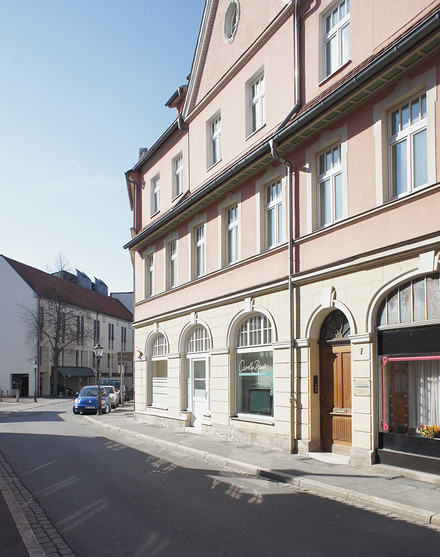 Wohn- und Geschäftshaus in Coburg
