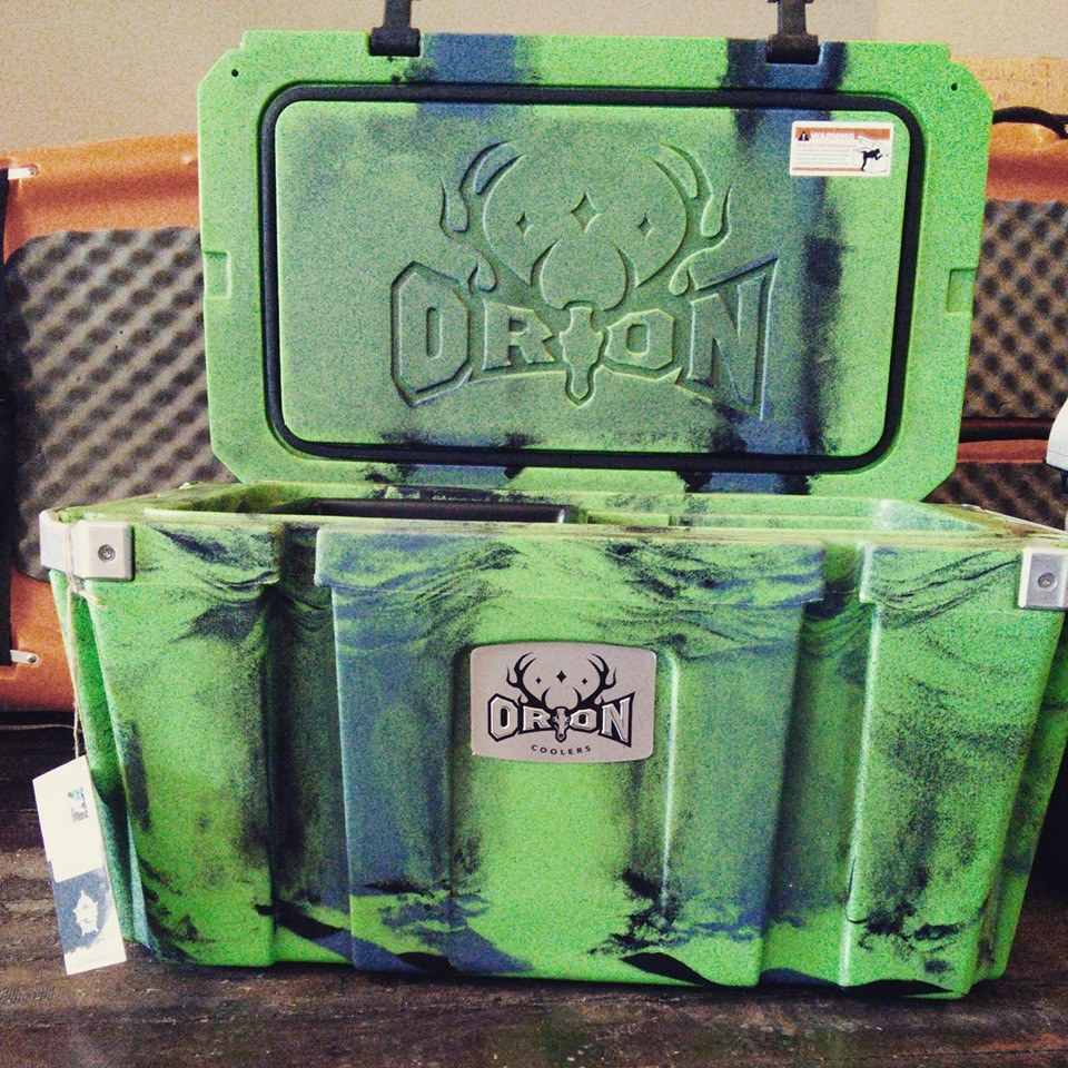 Orion Cooler 65L