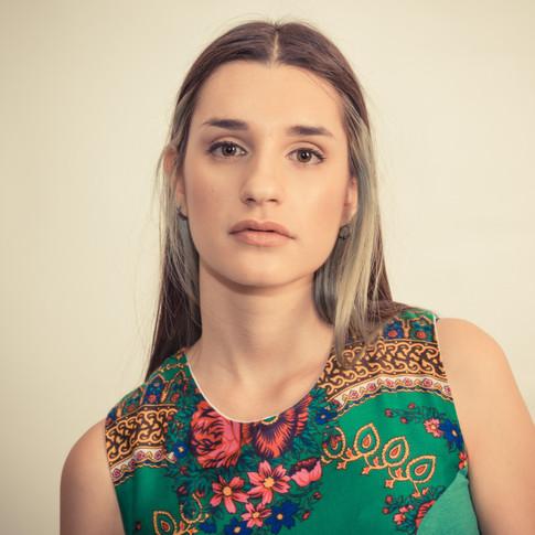 Cristina ghivnici womenswear studio shoot