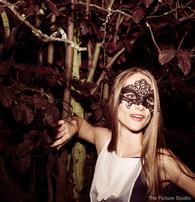 Full Moon Masquerade Party