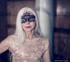 Full Moon Masquerade Party