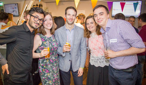 Ideal London Summer party