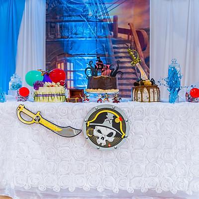 Diji's 5th Birthday Party