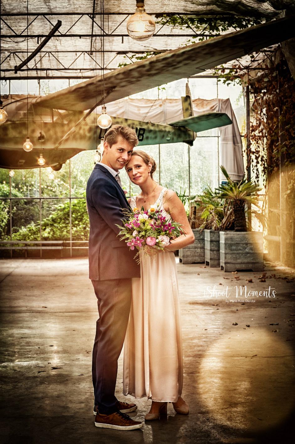 Fotograaf uit ekeren voor trouwfoto's