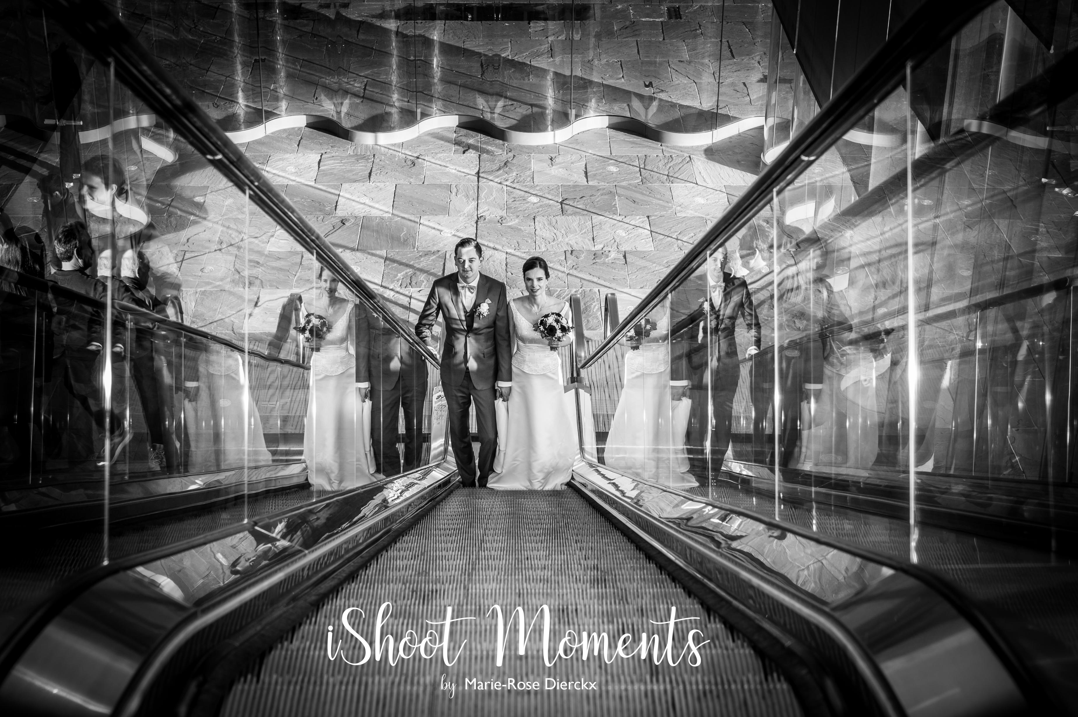 Het Mas, huwelijksreportage