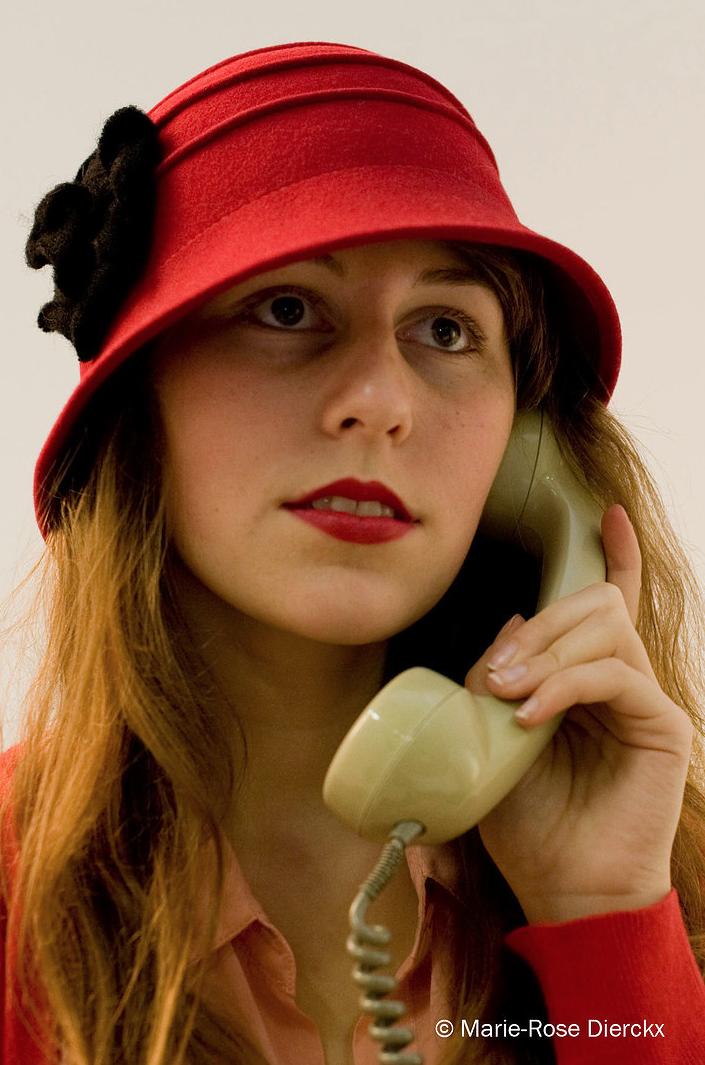 Portret, Janice Thys