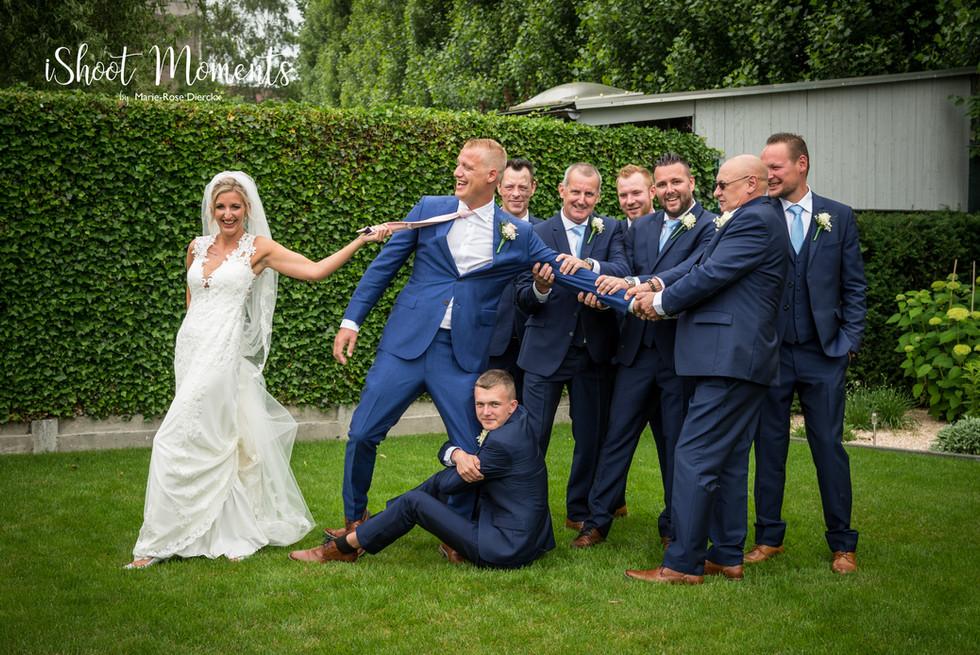 Huwelijksfotograaf, iShoot Moments uit Antweroen
