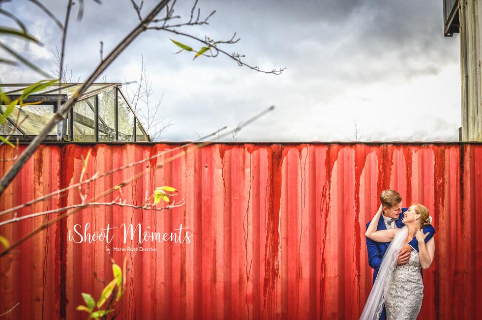 iShoot Moments voor alle fotoreportages, in het bijzonder, huwelijksreportages. Contacteer ons snel voor een vrijblijvend intakegesprek.
