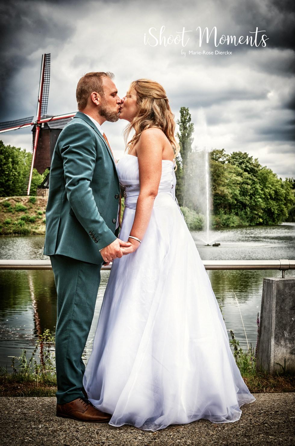 De mooiste huwelijksreportages worden vastgelegd door iShoot Moments!