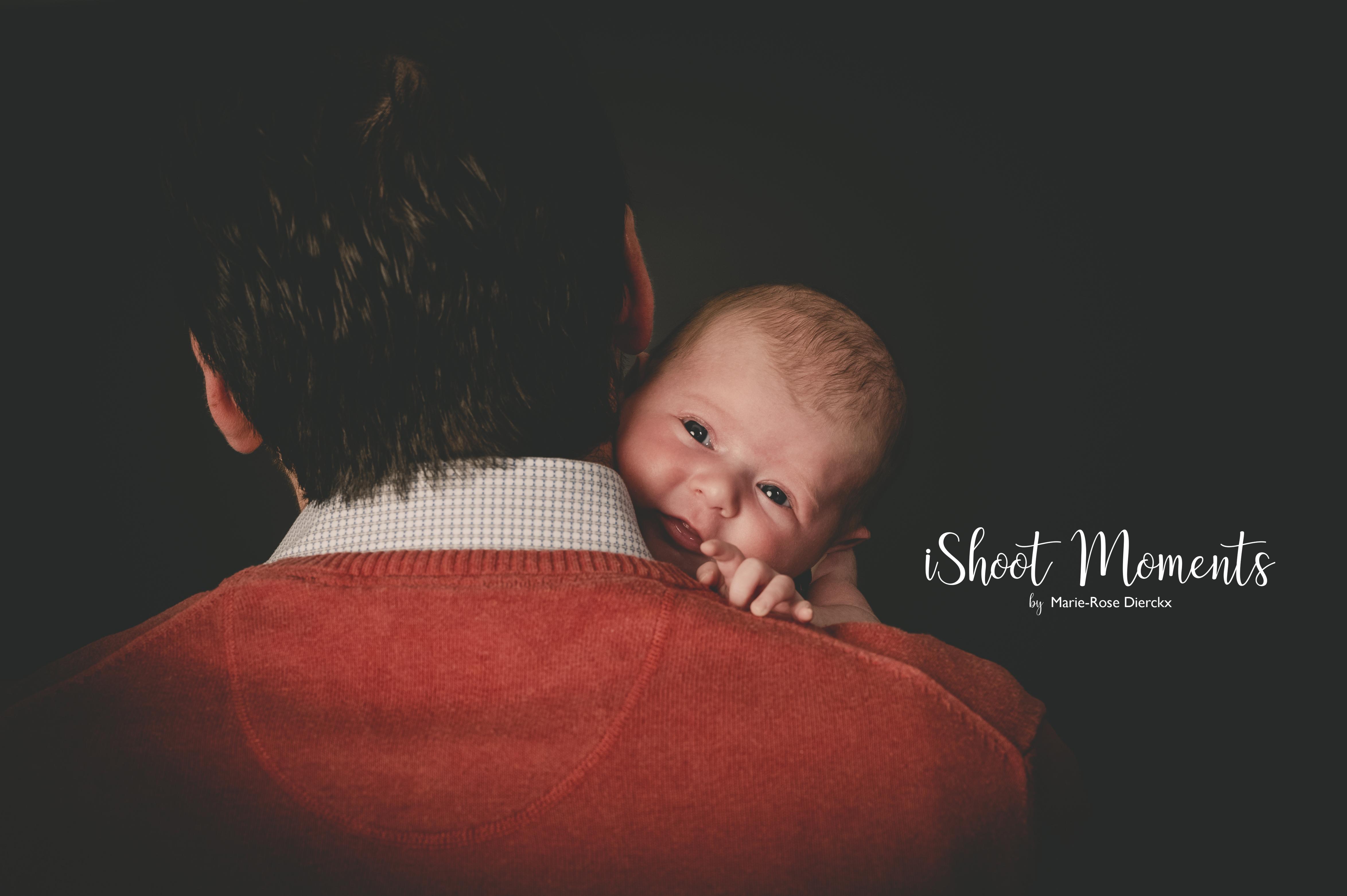 fotoreportage van baby
