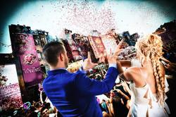 Huwelijksfotograaf, Tomorrowland