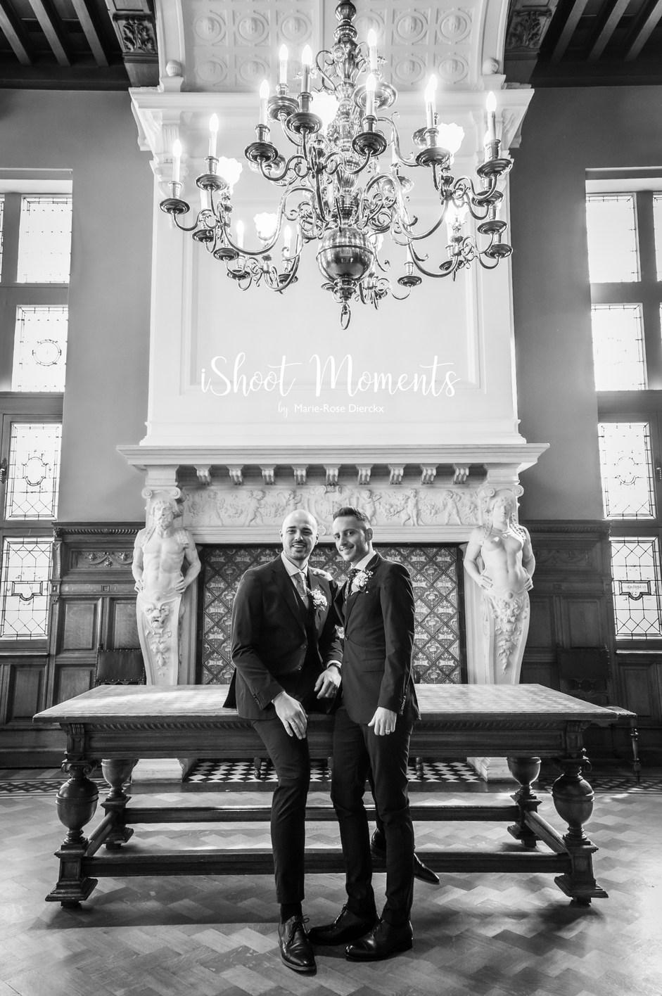 Huwelijk, 2 mannen