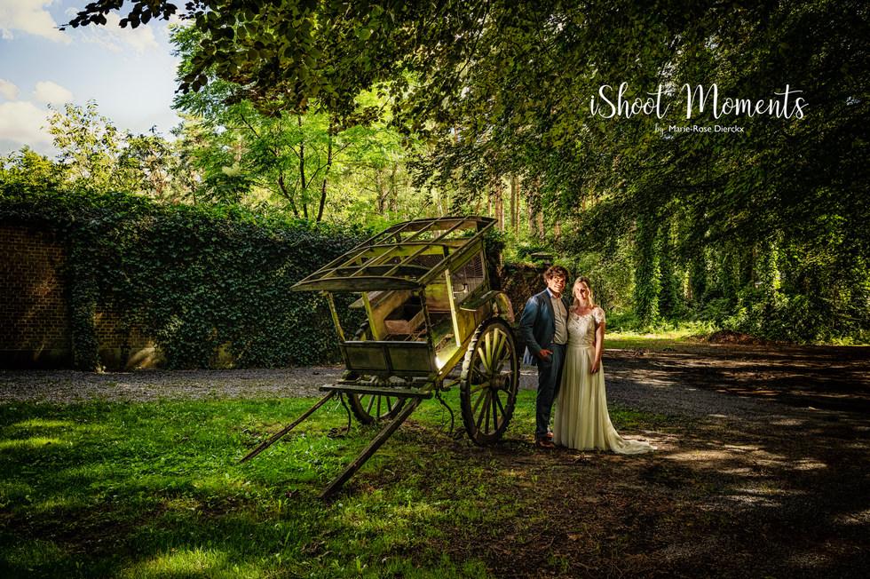 Huwelijksfotograaf, reportage