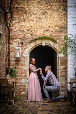 Pre-weddingshoot