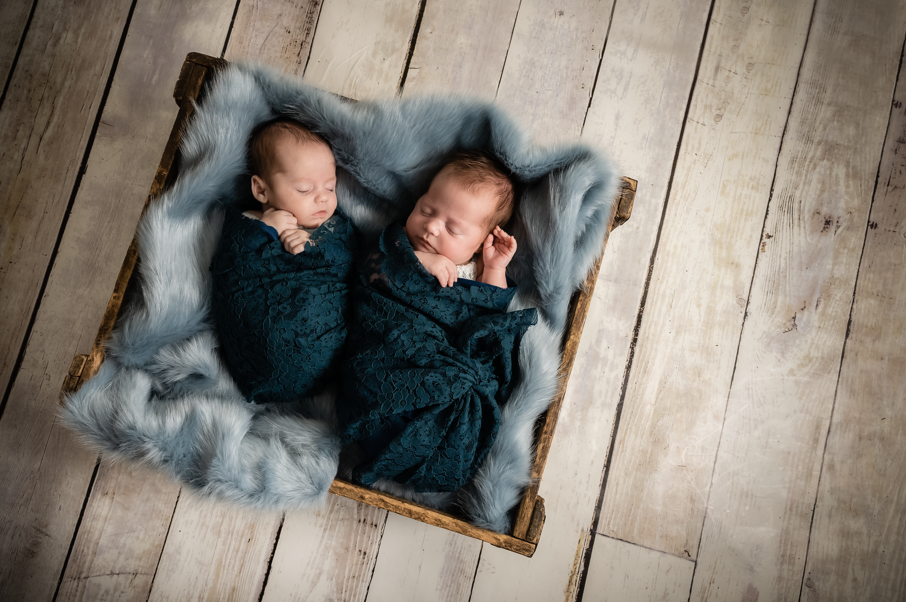 twins newborn