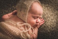 Newbornfotograaf te Ekeren