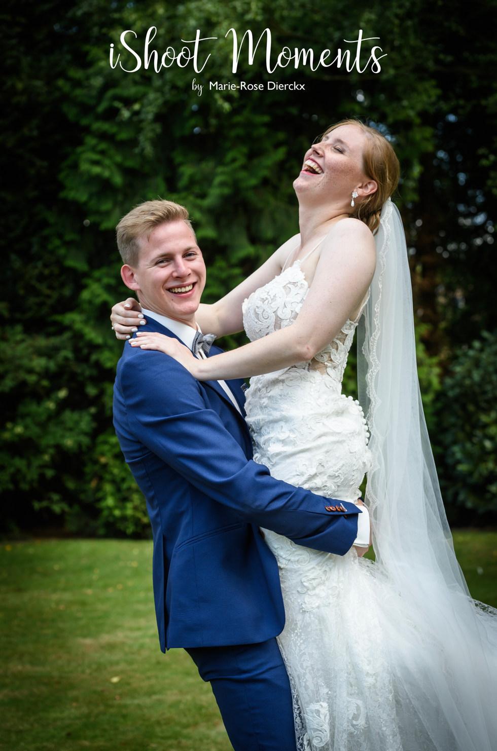 Leuke huwelijksreportages