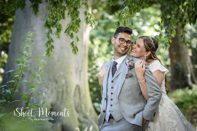 huwelijksreportages, iShoot Moments
